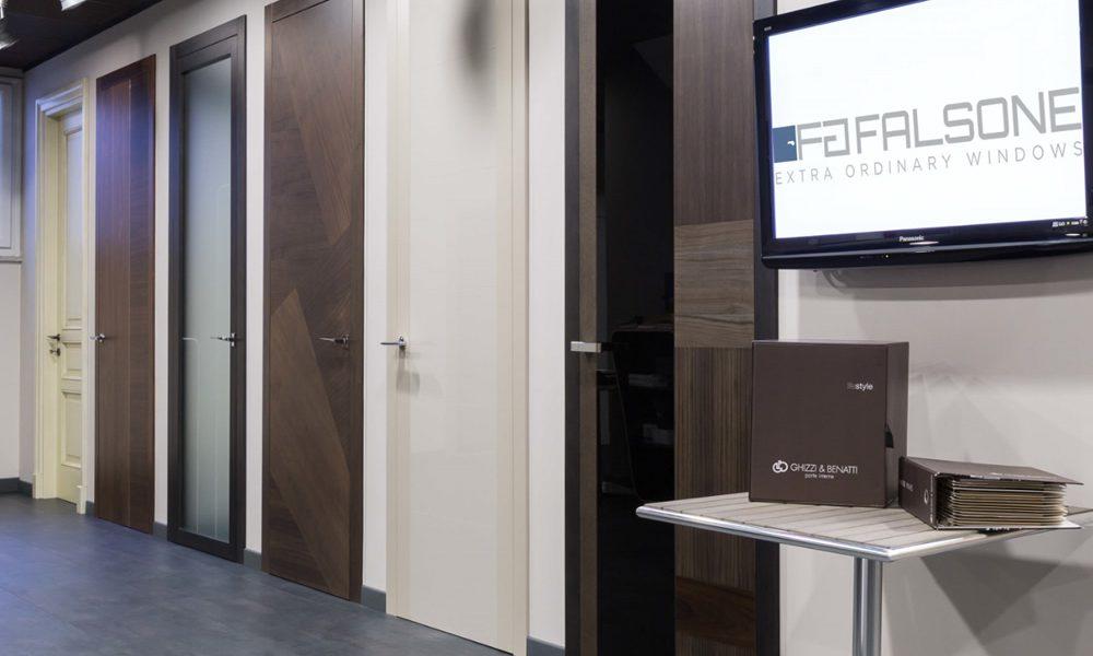 Porte interne a Torino: varietà e qualità alla FG Falsone.